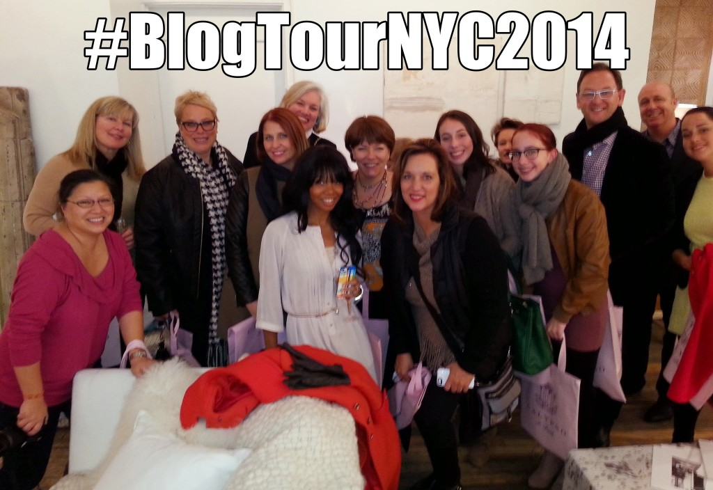 Amazing group of designers and bloggers I was so honored to be a part of. Thank you Veronika!
