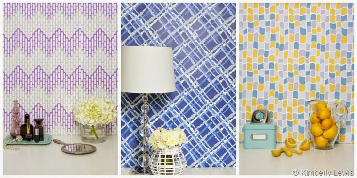 22 Oct The Winner Is? Wallpaper by Kimberly Lewis & Patrick's 5 Tips for the Right Selection!