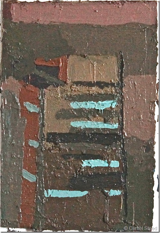 city building #2 oil on masonite 14x8 csteed 2016 (2)